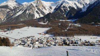 Wintersport in Sankt Valentin