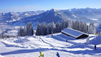 Wintersport Schwarzenberg
