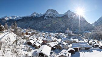 Wintersport Scuol