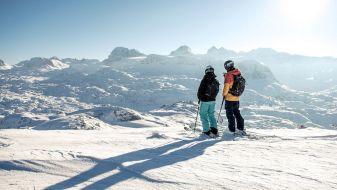 Skigebied Dachstein Krippenstein