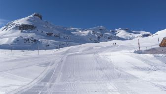 Wintersport skigebied Le Grand Massif