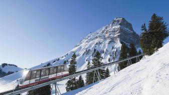 Skigebied Moléson - sur - Gruyères