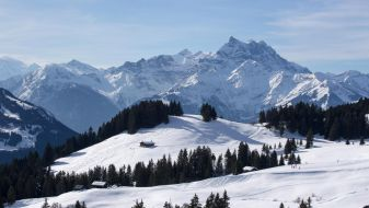 Wintersport Villars