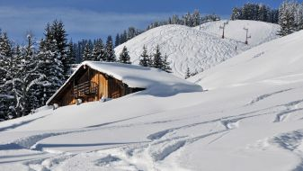 Wintersport Abondance