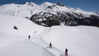 Wintersport Aminona