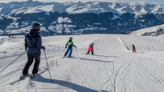 Wintersport Andiast