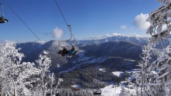 Wintersport Annaberg