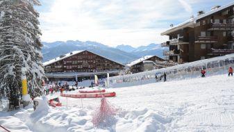 Wintersport Anzère