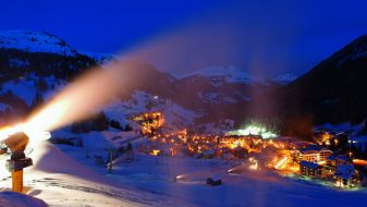 Wintersport Veneto - Arabba Marmolada
