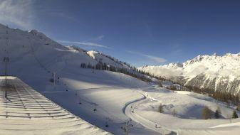 Wintersport Argentière