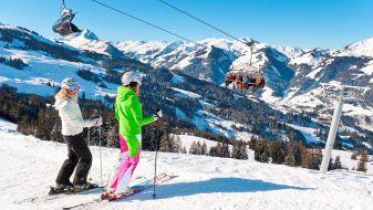 Wintersport Aschau bei Kirchberg