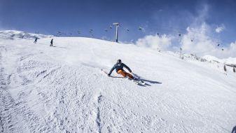 Wintersport Außervillgraten