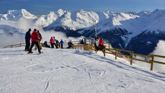 Wintersport Aussois