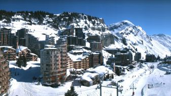 Wintersport Avoriaz