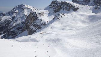 Wintersport Axamer Lizum