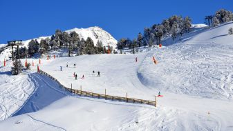 Wintersport Baqueira