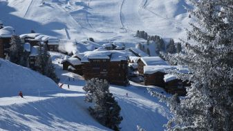 Wintersport Belle Plagne