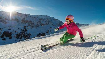 Winterport Berner Oberland - Adelboden-Lenk