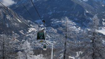 Wintersport Briançon