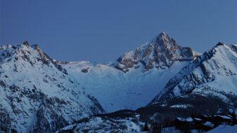 Wintersport skigebied Bürchen-Törbel