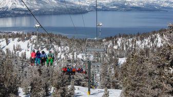 Wintersport Californië - Heavenly Ski Resort
