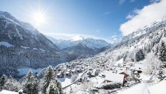 Wintersport Champéry