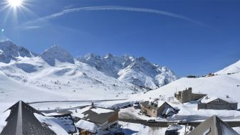 Wintersport Chantemerle
