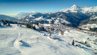 Wintersport Cohennoz