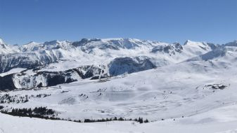 Wintersport Courchevel