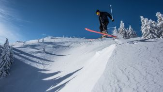 Wintersport Crozet