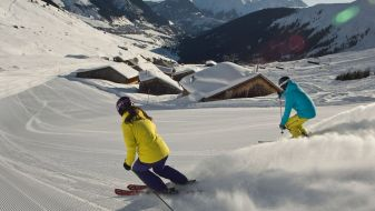 Wintersport Disentis