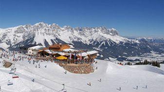 Wintersport Ellmau