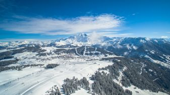 Wintersport Espace Diamant - Les Saisies