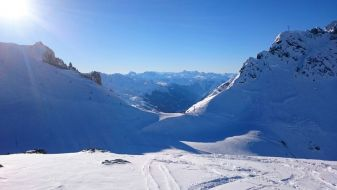 Wintersport Flirsch am Arlberg
