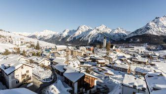 Wintersport Ftan