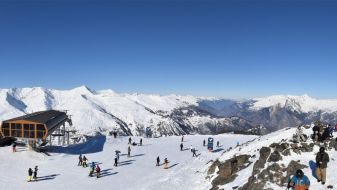 Wintersport Galibier Thabor