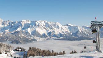 Wintersport Gleiming