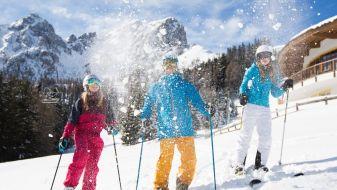 Wintersport Götzens