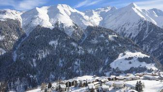 Wintersport Graubünden