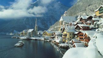 Wintersport Hallstatt