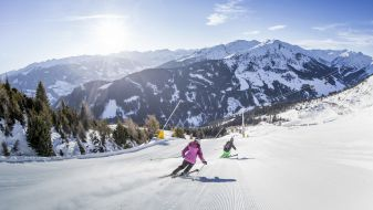 Wintersport in Hart im Zillertal