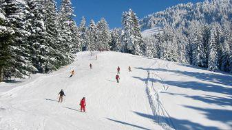 Wintersport Hittisau