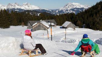 Wintersport Hohentauern