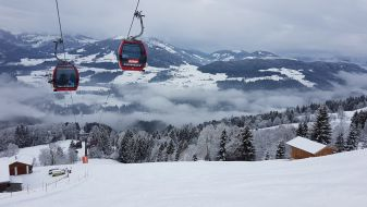 Wintersport Hopfgarten im Brixental