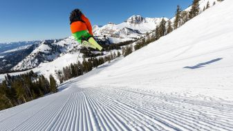 Wintersport Jackson Hole