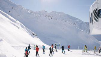 Wintersport Kals