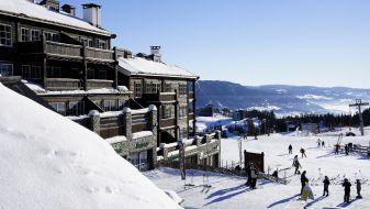 Wintersport Kvitfjell