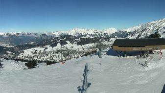 Wintersport La Clusaz