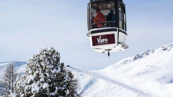 Wintersport Alpes du Sud - La Forêt Blanche