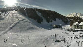 Wintersport La Joue du Loup
